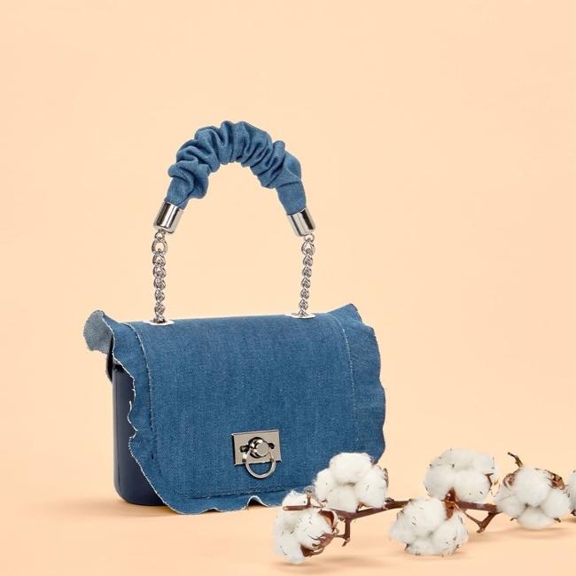 Основа сумки O pocket Темно-синій