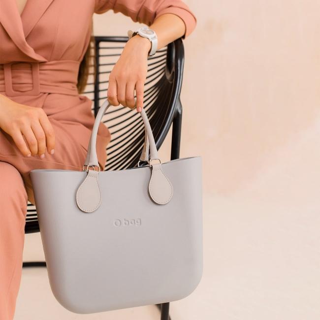 Корпус O bag mini Світло-сірий