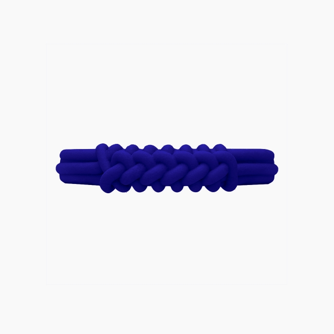 Браслет O bracelet knot широкий Ірис