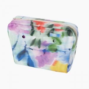 Підкладка O bag classic наппа з квітами Різнокольоровий