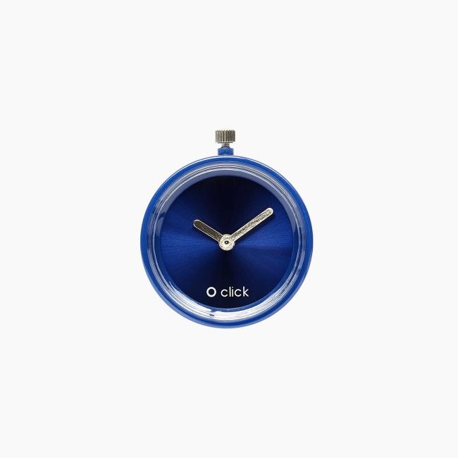 Циферблат O click shift Soleil синій