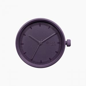 Циферблат O clock great Tone on Tone Smalto Баклажан