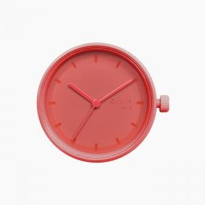 Циферблат O clock great Tone on Tone Smalto Красный