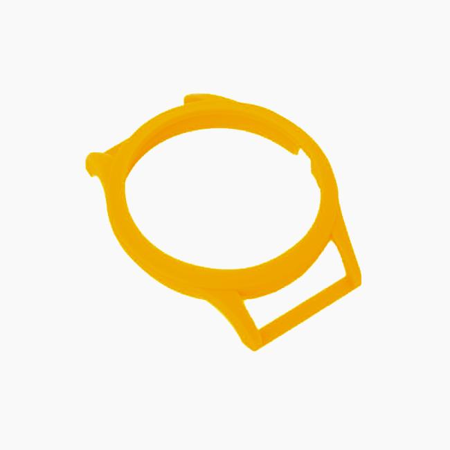 Основа для годинника O clock shift Жовтий