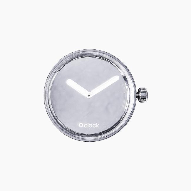 Циферблат O clock Mirror Дзеркальний OCLKD001MES03004