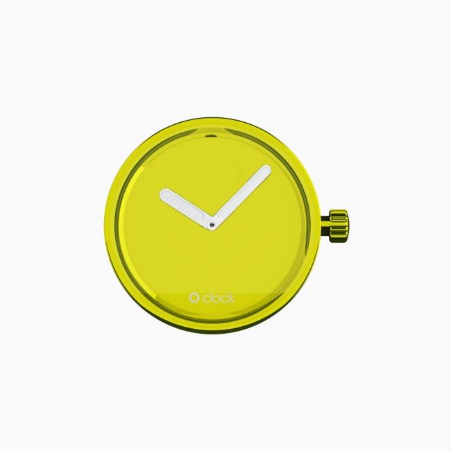 Циферблат O clock Mirror Лайм