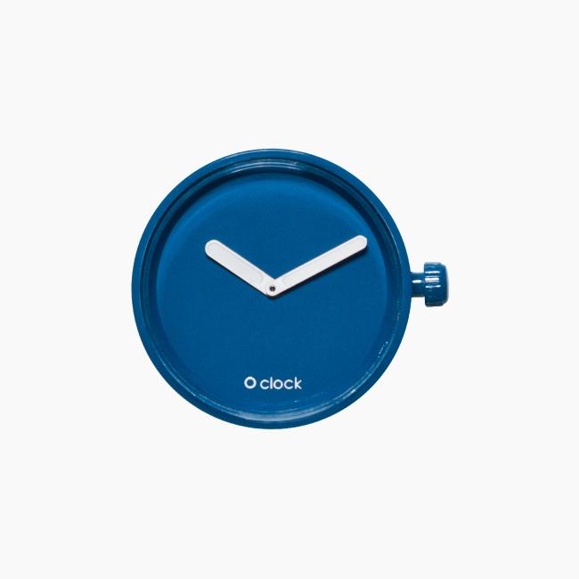Циферблат O clock Tone on Tone Синій