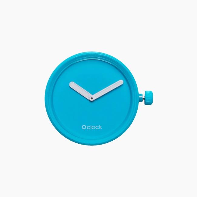Циферблат O clock Tone on Tone Блакитний