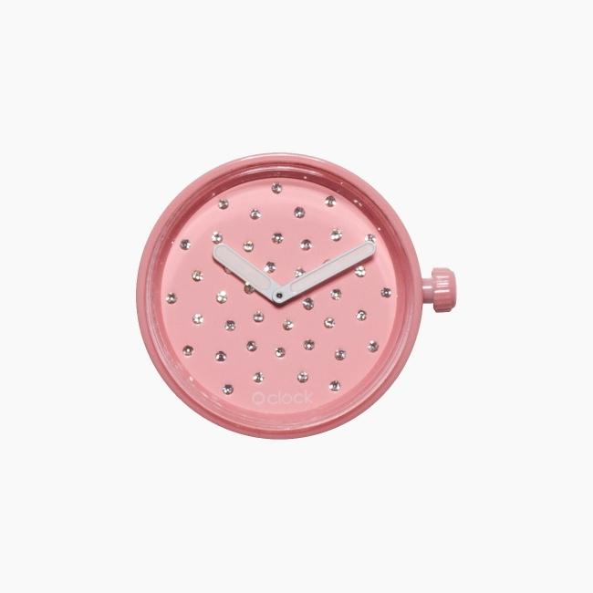Циферблат O clock Crystal Пудра