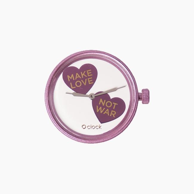 Циферблат O clock Make Love Смородина