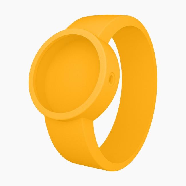 Ремінець O clock Жовтий