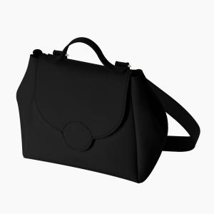 Жіноча сумка O bag Polly Чорний