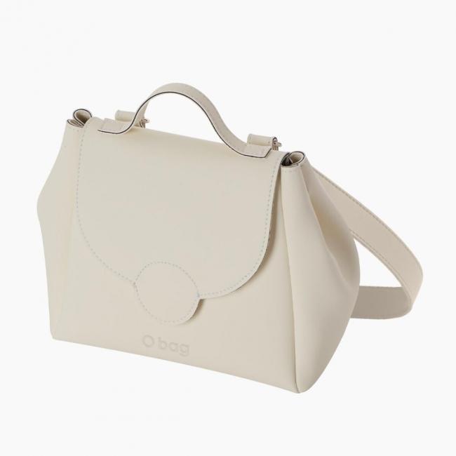 Жіноча сумка O bag Polly Білий OBAGBPA5TES20008-SHOUE001TES20008