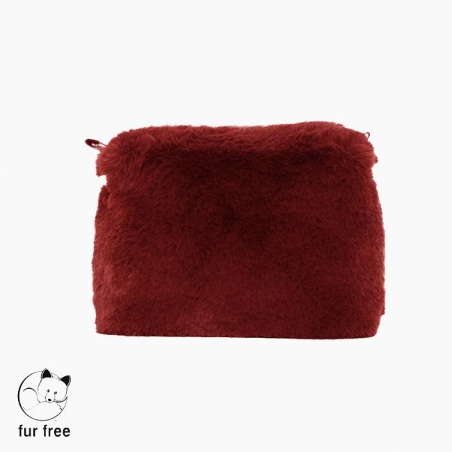 Підкладка O bag glam кролик рекс Бордо