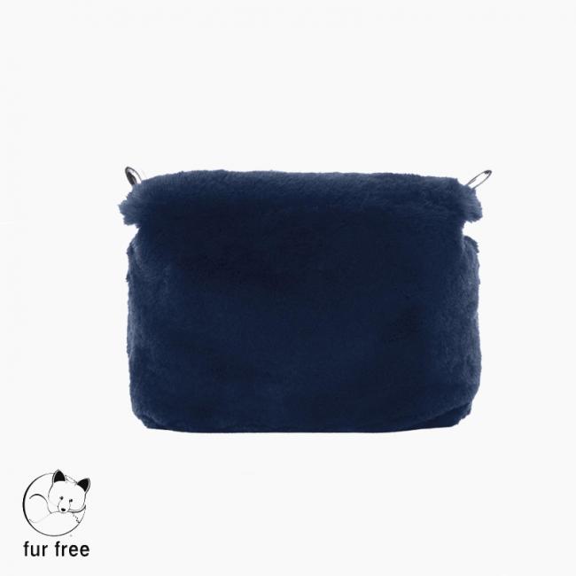 Підкладка O bag glam кролик рекс Синій
