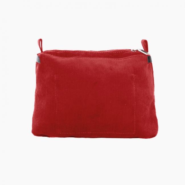 Підкладка O bag glam вельвет Червоний