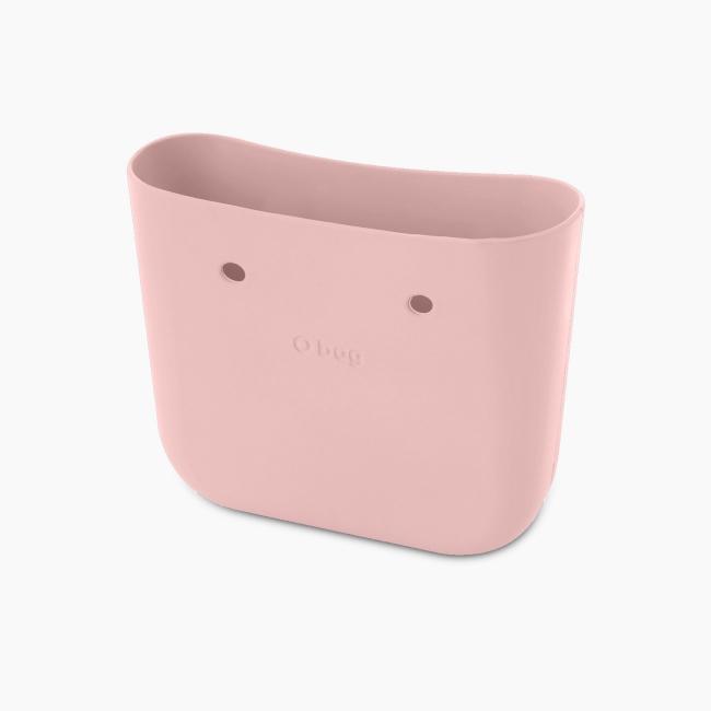 Корпус O bag mini Рожевий дим