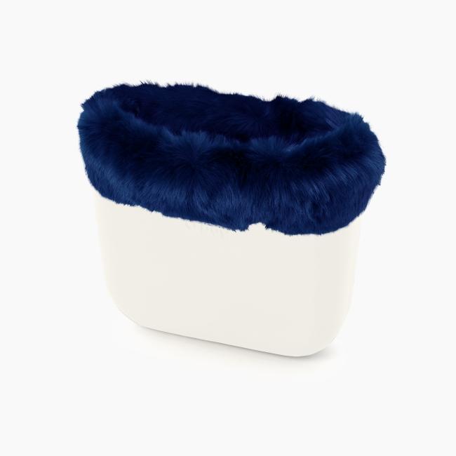 Манжет O bag mini лисиця Синій