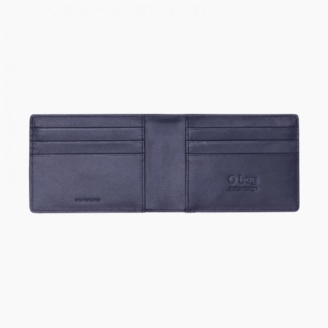 Основа гаманця O hug. men Flat Темно-синій