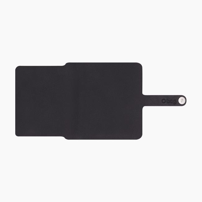 Накладка для гаманця O hug. tiny Чорний