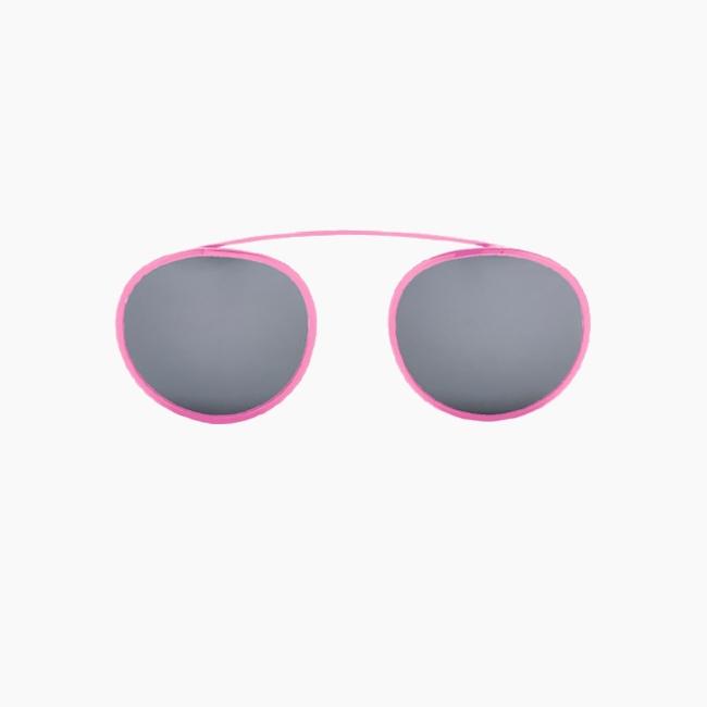 Лінзи O sun Bump Рожевий