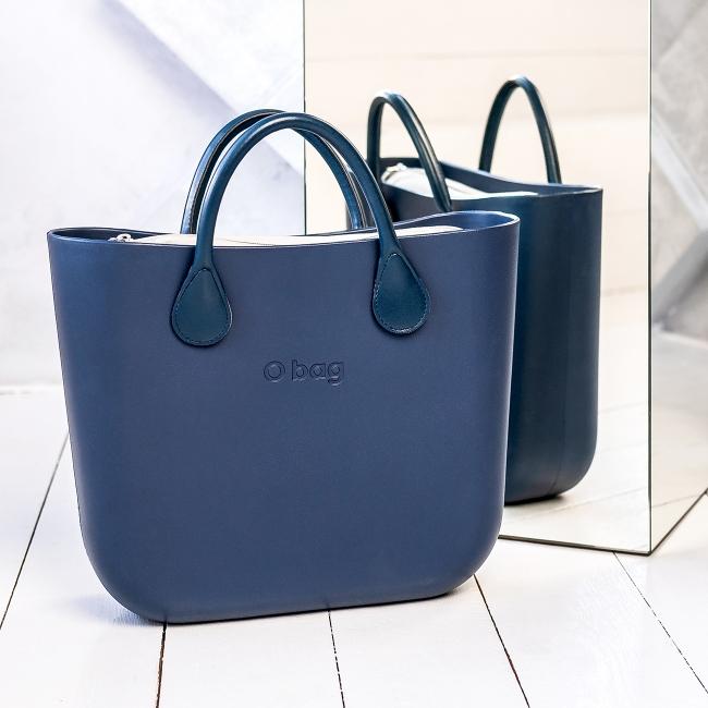 Корпус O bag classic Темно-синій