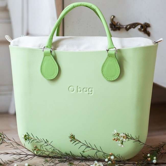 Корпус O bag classic Світло-зелений