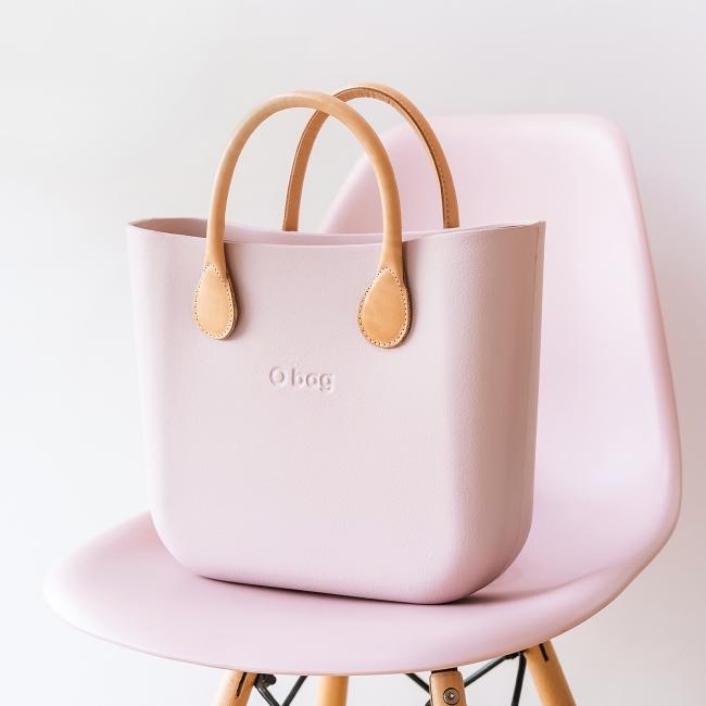 Корпус O bag classic Рожевий дим