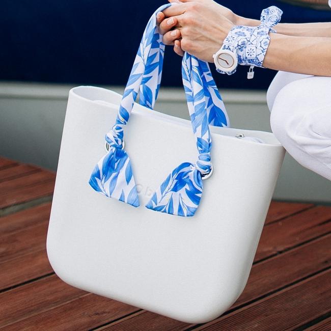 Підкладка O bag mini текстиль Білий