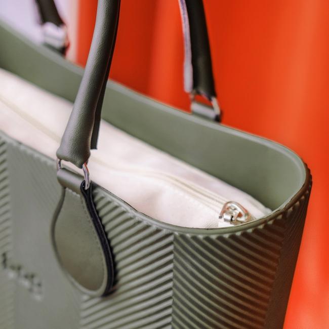Підкладка O bag mini текстиль Бежевий