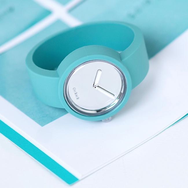 Ремінець O clock Блакитний