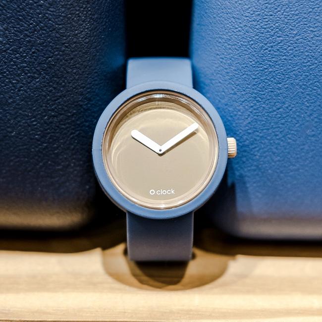 Ремінець O clock Небесно-Блакитний
