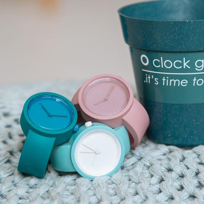 Ремінець O clock great Тіффані