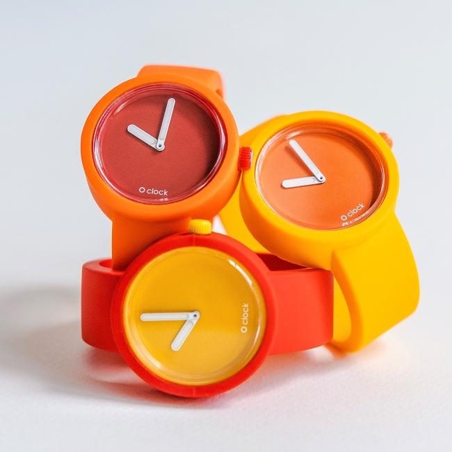Ремінець O clock Помаранчевий