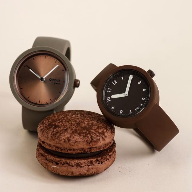 Ремінець O clock Шоколад