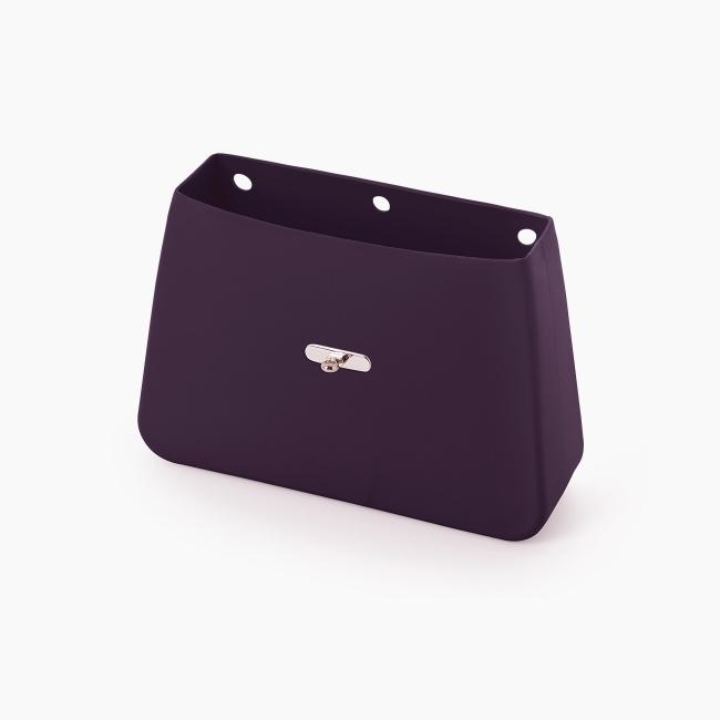 Корпус O bag queen Темно-Фіолетовий