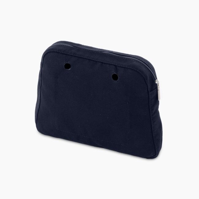 Підкладка O bag reverse текстиль Темно-синій