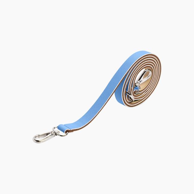 Ремінець без кліпс сафіано Блакитний SHOUX000ECS07023