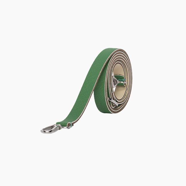 Ремінець без кліпс сафіано Англійський зелений SHOUX000ECS07224