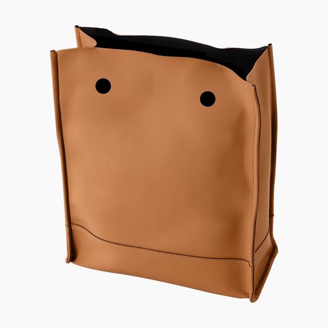 Корпус сумки O bag High Бісквіт