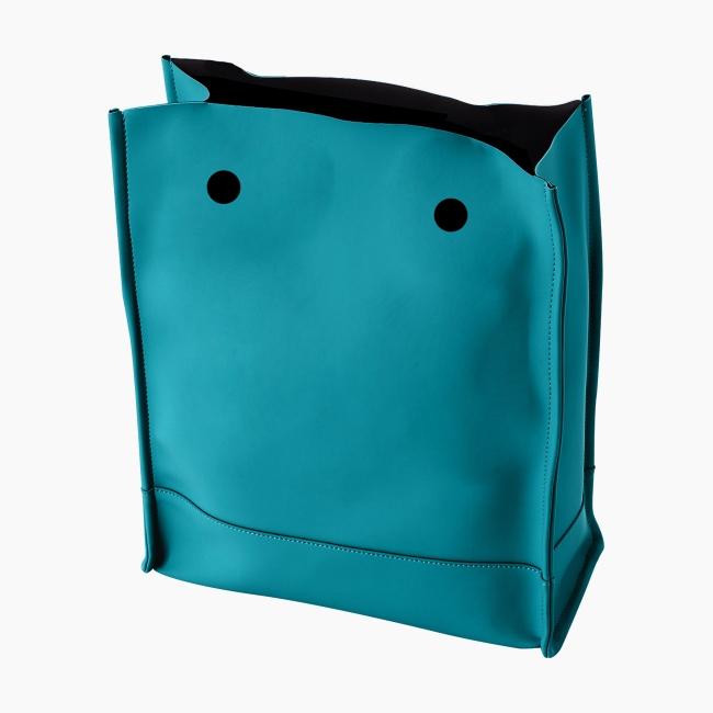 Корпус сумки O bag High Блакитна трава
