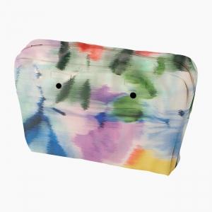 Підкладка O bag urban з квітами наппа Різнокольоровий