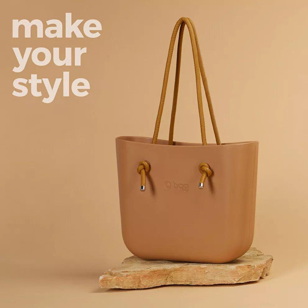 Створіть свою оригінальну і унікальну O bag. <br> Зробіть свій стиль неповторним! <br> Збирати і кастомізувати O bag - це просто і весело